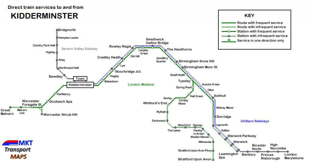 Maps - MKT Transport Media